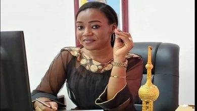 Photo de Tchad : à 29 ans, Amina Priscille Longoh est nommée ministre