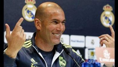 Photo de Real Madrid: Zidane révèle ce qui a permis à son équipe de remporter la liga