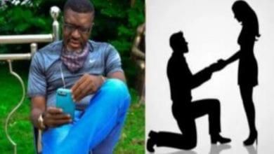 Photo de « La demande de mariage à genoux n'est pas africain », dixit l'acteur nigérian Kanayo O. Kanayo