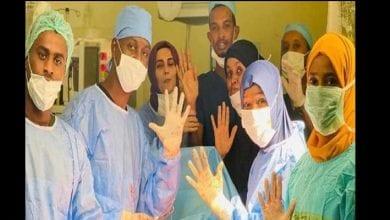 Photo de « Une des naissances les plus rares au monde » : une somalienne donne naissance à des quintuplés
