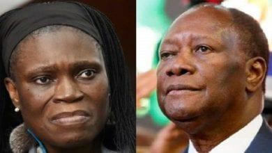 Photo de Côte d'Ivoire : Ouattara candidat pour un 3e mandat, la réaction de Simone Gbagbo
