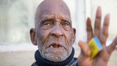 Photo de Fredie Blom : « L'homme le plus âgé du monde » meurt à 116 ans en Afrique du Sud