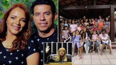 Photo de Brésil : la députée aux 50 enfants accusée d'avoir fait assassiner son mari