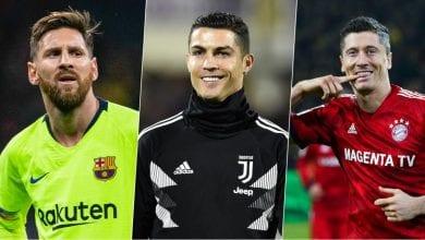 Photo de Découvrez les 10 meilleurs joueurs de la ligue des champions de cette saison