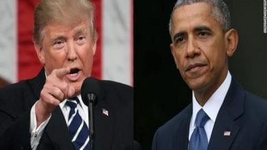 Photo de « Il n'a pas été un grand président » : Donald Trump tacle Barack Obama (vidéo)