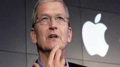 Photo de Tim Cook : le PDG d'Apple, devient officiellement milliardaire