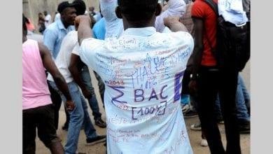 Photo de Gabon: des candidats au bac entament une grève de la faim