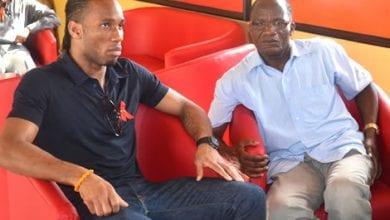 Photo de Le père de Drogba prévient : « Il va se retirer si la Côte d'Ivoire refuse de… »