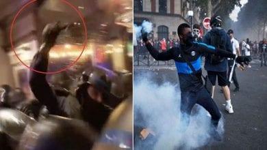 Photo de LDC : violentes émeutes en France après la défaite du PSG – (vidéo)