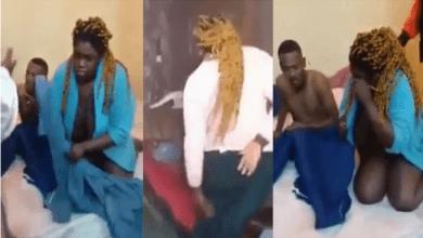 Photo de Arabie Saoudite : une Ghanéenne reçoit 100 coups de fouets pour avoir couché avec un Soudanais (vidéo)