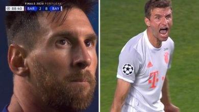 Photo de Ces 08 défaites les plus humiliantes de l'histoire du football !