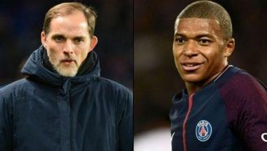 Photo de PSG : Thomas Tuchel critiqué, Kylian Mbappé monte au créneau