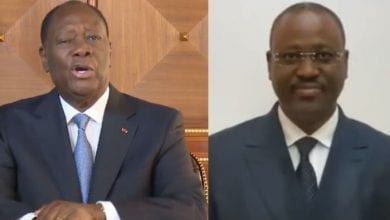 Alassane Ouattara – Guillaume Soro discours côte d'ivoire