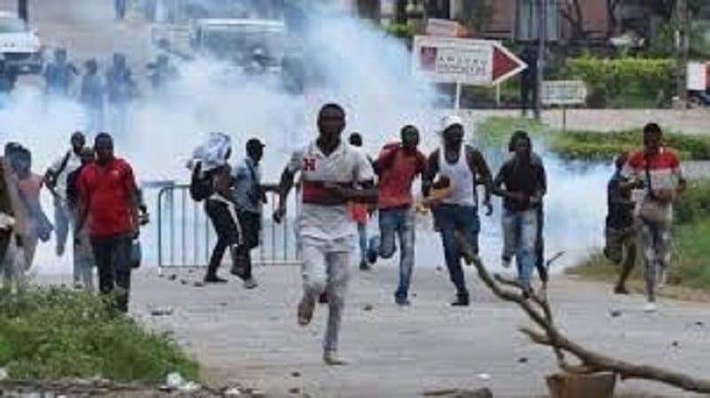 Côte d'Ivoire : 3e mandat d'Alassane Ouattara, manifestations éclatées de  l'opposition, des jours sombres s'annoncent pour le pays ! - AfrikMag