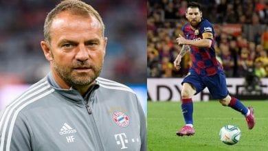 Photo de LDC/ Barça-Bayern: Comment stopper Messi ?  Hansi Flick le coach bavarois a une idée