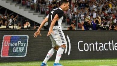 Photo de Juventus : EA Sports supprime une célébration de Cristiano Ronaldo jugée provocatrice