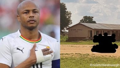 Photo de Ghana: le footballeur Dede Ayew construit un centre TIC dans son village