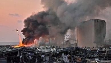 Photo de Liban : violente explosion à Beyrouth, plusieurs dizaines de morts et des blessés graves enregistrés