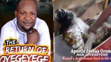 Photo de Nigeria : un pasteur aurait ressuscité un mort (vidéo)
