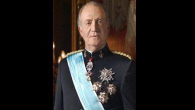 Photo de Espagne: L'ex-roi Juan Carlos, soupçonné de corruption, quitte le pays