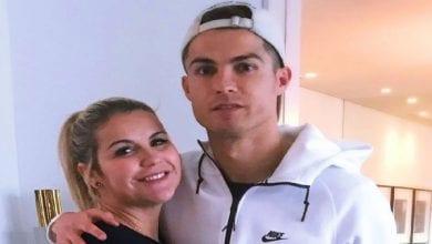 Photo de Ronaldo : la réaction de sa soeur après l'élimination de la Juventus