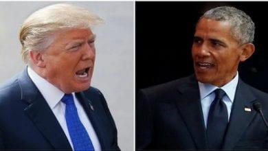 Photo de USA: Obama s'en prend sévèrement à Trump en pleine convention démocrate…Il lui répond sans tarder!