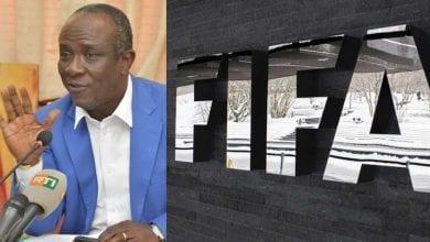 Photo de Arrêt du processus électoral de la FIF : Sam Etiassé répond au courrier de la FIFA !