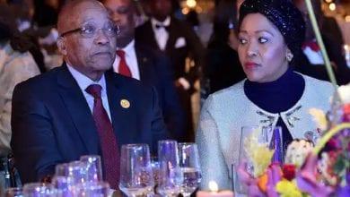 Photo de Afrique du Sud: l'ex président, Jacob Zuma, poursuivi en justice par sa 3e épouse