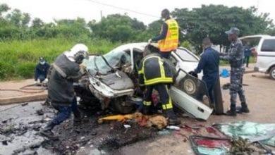 Photo de Côte d'Ivoire: plusieurs morts dans un grave accident, le président du tribunal d'Abidjan gravement blessé