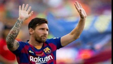 Photo de FC Barcelone : Lionel Messi aurait annoncé son départ du club