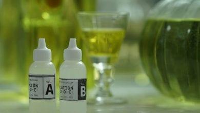 Photo de Bolivie : l'eau de Javel toxique utilisée comme traitement contre le coronavirus