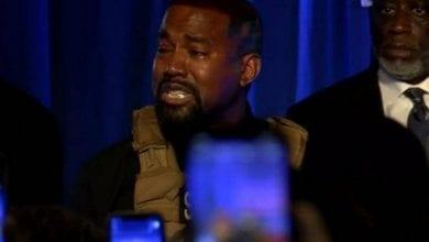 """Photo de """"Je m'inquiète pour le monde"""", dixit le rappeur américain Kanye West"""