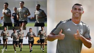 Photo de Juventus: Ronaldo demande aux dirigeants du club de faire signer ce joueur africain