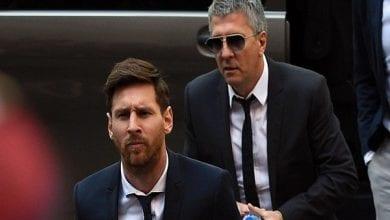 Photo de Lionel Messi: Ce geste de son père confirmerait son départ du Barça