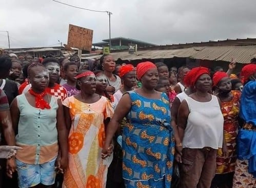 Interdiction de marches en Côte d'Ivoire : Des femmes de l'opposition défient Ouattara et prennent les rues