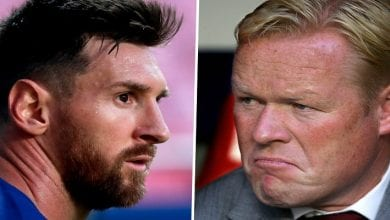 Photo de Départ de Messi du Barça : La surprenante position de Ronald Koeman