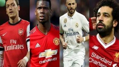 Photo de Découvrez les 10 meilleurs footballeurs musulmans au monde de tous les temps