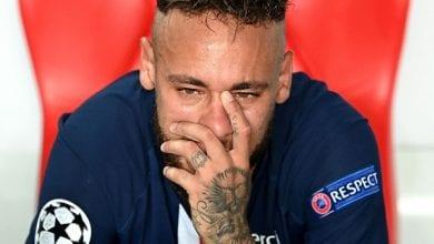 Photo de LDC: Les réactions de Neymar et Mbappé après la défaite face au Bayern Munich
