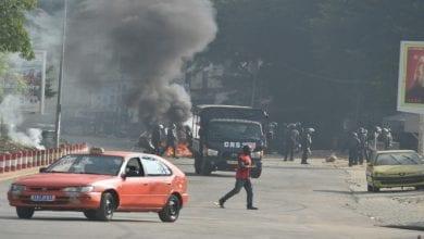 Photo de Côte d'Ivoire : Les policiers stagiaires convoqués en renfort contre les manifestations anti 3e mandat?