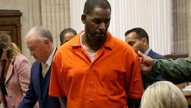 Photo de R. Kelly agressé par un codétenu en prison