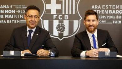 Photo de L'émouvant message de Messi qui explique pourquoi il a décidé de rester au Barça !
