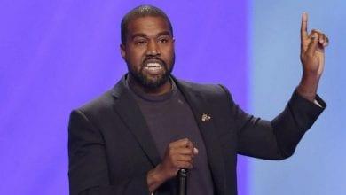 Photo de Kanye West : « je suis le nouveau Moïse »