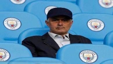 Photo de José Mourinho s'en prend à Manchester City