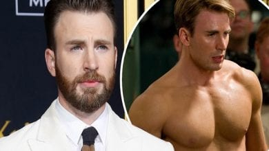 Photo de Chris Evans dévoile par erreur une photo de son pénis et sort du silence- Photo