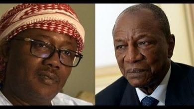 Photo de « Nous ne serons jamais des amis », le président Bissau-guinéen à son homologue Alpha Condé