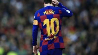 Photo de Mercato : Lionel Messi à l'Inter Milan, « c'est mort ! »