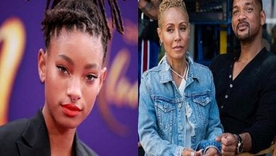 Photo de Infidélité de Jada Pinkett : sa fille Willow Smith brise le silence