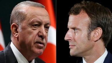 """Photo de Erdogan à Macron: """" Vous ne pouvez pas nous faire la leçon sur l'humanité """""""