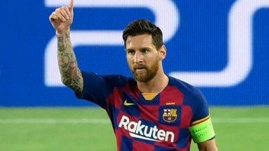 Photo de Lionel Messi : voici les 7 raisons qui l'ont poussé à rester au Barça