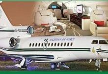 Photo de Nigeria : le gouvernement met en vente un avion présidentiel